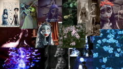 the corpse bride aestheticedit
