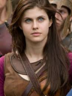 Annabeth Chase demigod daughter of Athena