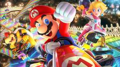Mario Kart Nintendo Switch Game