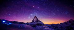 The Matterhorn 3440x1440 WidescreenWallpapers