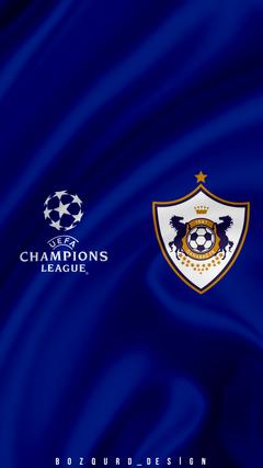 K HD Qaraba FK A dam Uefa Çempionlar Liqas divar ka z Karabakh FC Agdam Uefa Champions League wallpaper