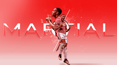 Anthony Martial wallpaper