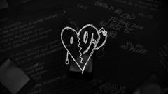 coeur brisé avec un gun