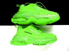 balenciaga light green