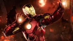 iron man 4k wallpaper
