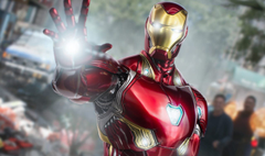 Iron man latest 4k wallpaper