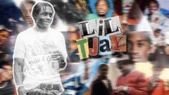 Lil Tjay ps4 Xbox desktop wallpaper