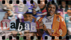DaBaby IOS Android wallpaper