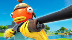 Fishy On Me with a Shotgun