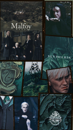 Daddy draco aesthetic