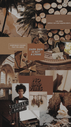 Brown aesthetic for big cheeto