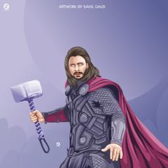 Thor avengers chris Hemsworth