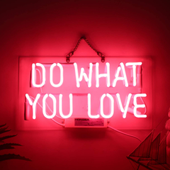 who cares what people say just do what you love