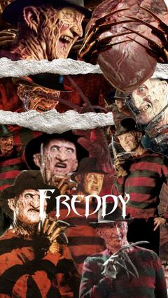 Freddy Krueger phone wallpaper