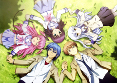Anime Organization image Angel Beats HD wallpapers and backgrounds