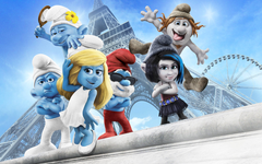 The Smurfs 2 Movie Wallpapers