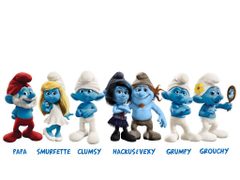 The Smurfs 2 All Character HD Wallpapers For Desktop Backgrounds