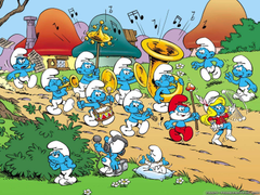 The Smurfs Wallpapers