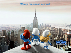 The Smurfs TheWallpapers