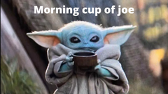 the childs morning routine