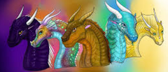 Wings of Fire The Dragonets of Destiny Headshots