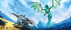 Wings of Fire Talons of Power Full Cover