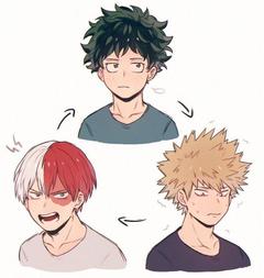 personality swap