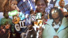 Gunna Ps4 Xbox Desktop Wallpaper