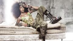 Kelly Rowland Motivation Album HD desktop wallpapers High