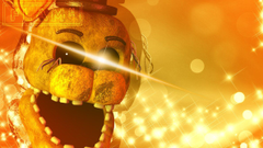 SFM FNaF s 2 Withered G Freddy Wallpapers by FlamerLion
