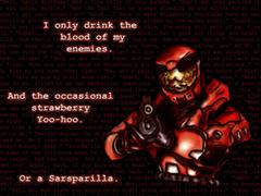 A Red Team Drink