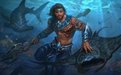 Riptide Poseidon Smite