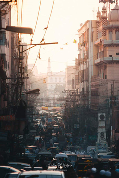 Pakistan Hyderabad Shopping areas