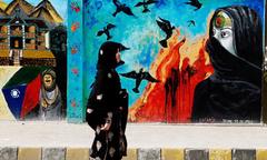 Pakistan Hyderabad City Painting 3D