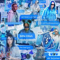 Bilie Ellish Aesthetic UwU