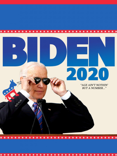 Cooler Joe Biden