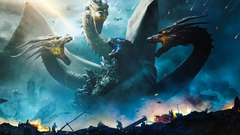 Godzilla Vs King Ghidorah Wallpapers