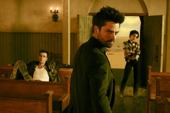 Preacher HD Wallpapers