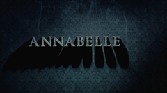 Wallpapers Annabelle Horror Movie