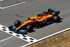 F1 2020 Spanish GP Lando Norris McLaren