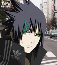 sasuke adida