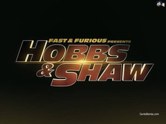 Fast and furious presents hobby and shaw