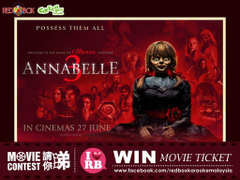WIN ANNABELLE COMES HOME COMPLIMENTARY MOVIE PASSES Red Box