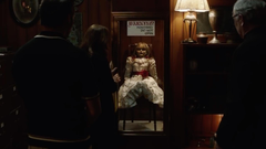 An Unholy Night Awaits In The New Annabelle Comes Home Trailer