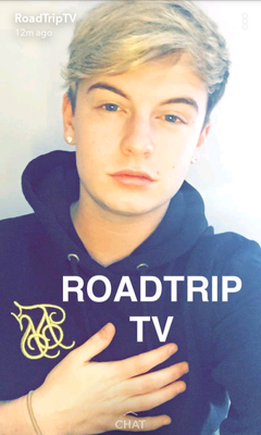 Andy Fowler RoadTrip xxO XO