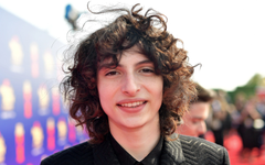 Finn Wolfhard Has a Straightened Mullet Haircut Now