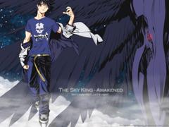 The Sky King Awakened illustration anime anime boys Air Gear