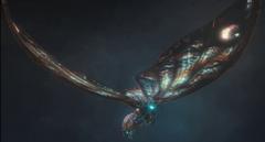 Mothra 3D Figure