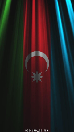 K Az rbaycan bayra HD Azerbaijan flag