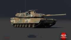 Development M1 Abrams The Desert Warrior